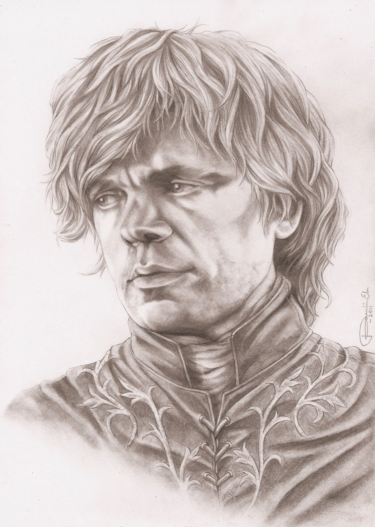 "GAMES OF THRONES ""Tyrion Lannister"" by Florence Tyrion11"