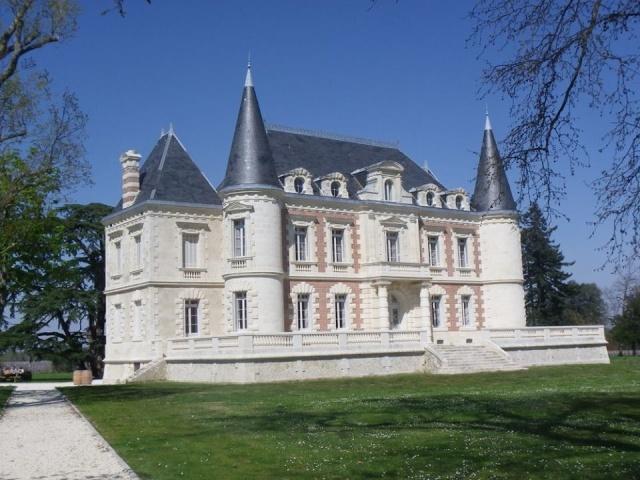 Château Lamothe Bergeron vu par Ghislaine B P 12417510