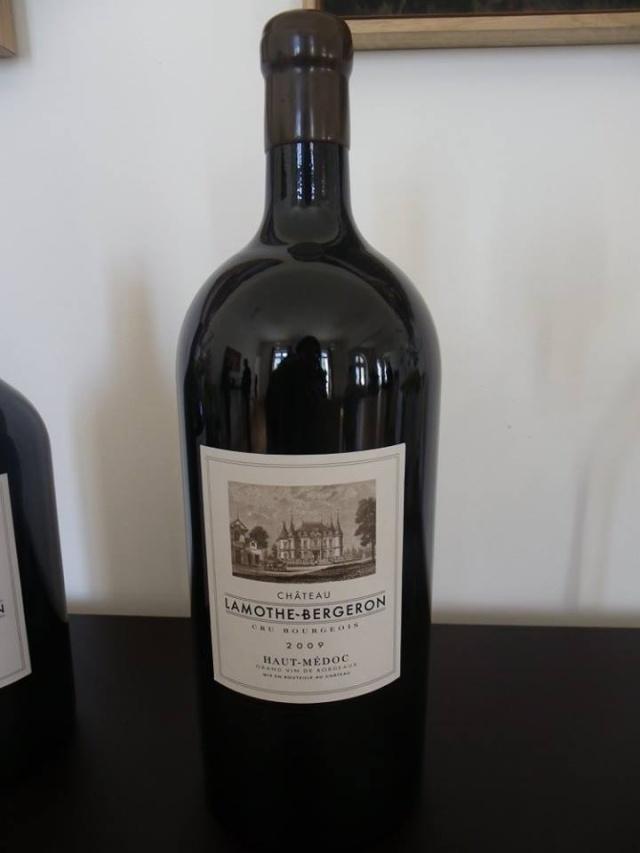 Château Lamothe Bergeron vu par Ghislaine B P 12524210