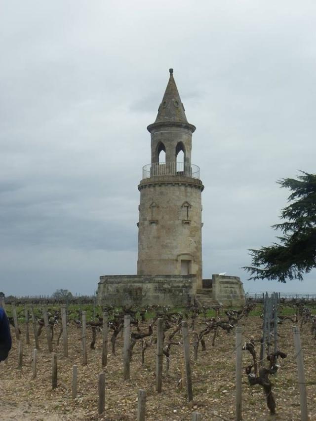 Château La Tour de By vu par Ghislaine B P 12919710