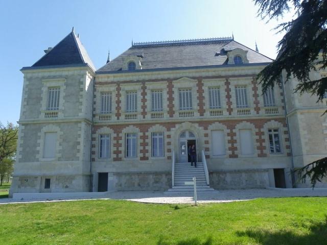 Château Lamothe Bergeron vu par Ghislaine B P 12920510