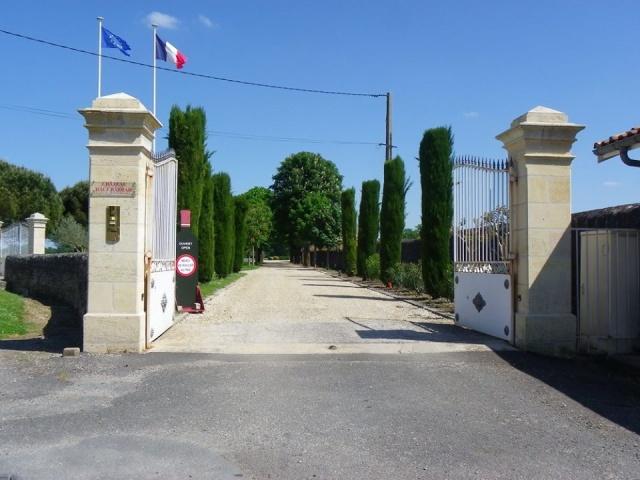 Château Haut Barrail vu par Ghislaine B P 13237710