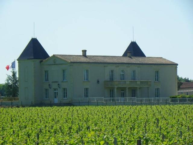 Château Haut Barrail vu par Ghislaine B P 13240010