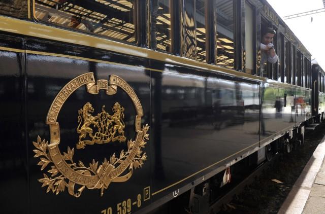 Le mythique train Orient Express fera escale dans le Médoc en Juillet 20885510