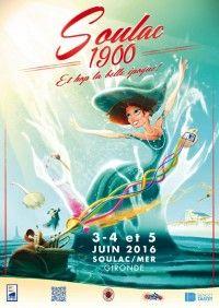 13ème édition Soulac 1900 du 3 au 5 Juin 2016 à Soulac sur Mer 290d3810