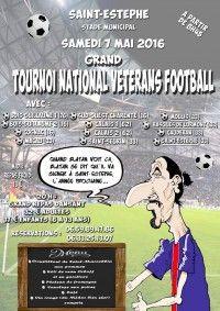 Tournoi National Vétérans Football le 7 Mai 2016 à Saint Estephe 3cfaf410