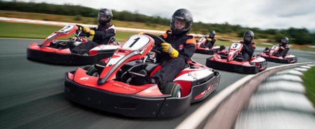 3 sessions de 10 minutes de karting outdoor au Karting Quad de Montalivet à partir de 26,90€ 799ad710