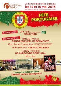 Fête Portugaise 2016 le 14 et 15 Mai 2016 à Castelnau Médoc 7f92c610