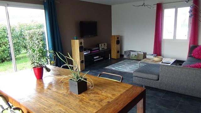 A vendre Maison de 108 m2 avec piscine à St Laurent Médoc Dsc00110