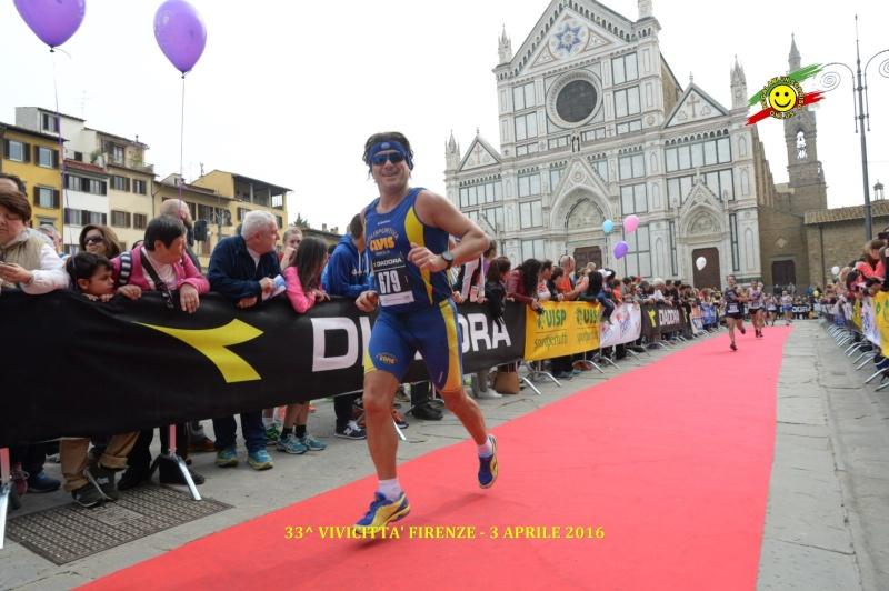 XXXIII Vivicittà half marathon Firenze. Pablo_12