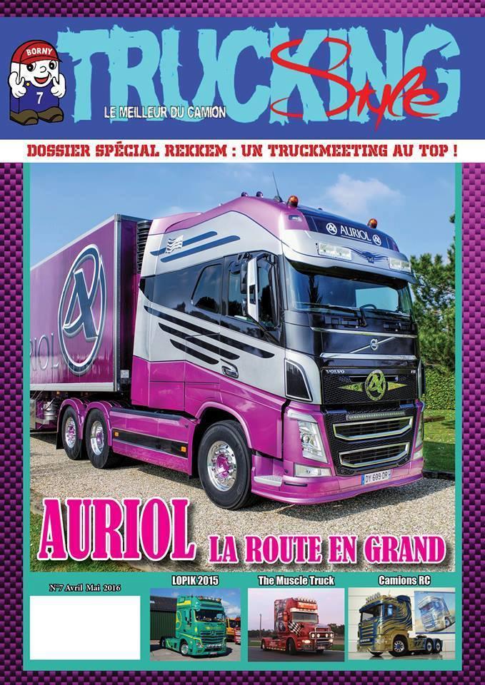 Présentation de la revue Trucking Style Ts712