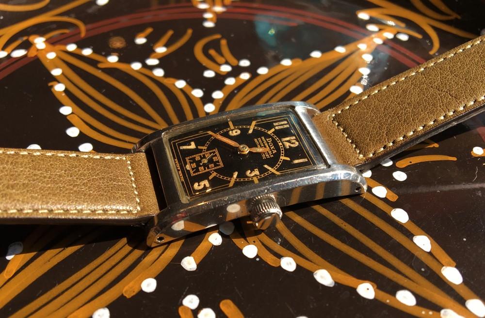 La montre du vendredi 1er avril Doxa11