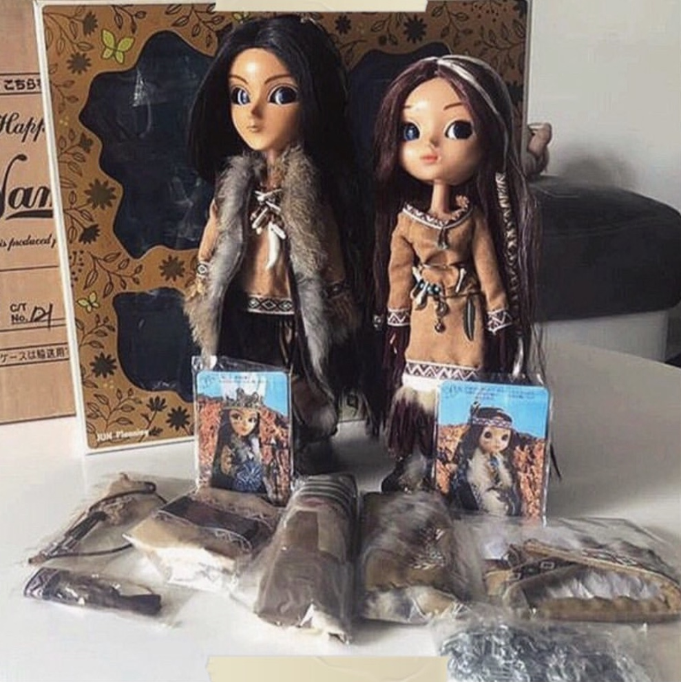 vend Plusieurs dolls (baisse de prix urgente)  80426a10