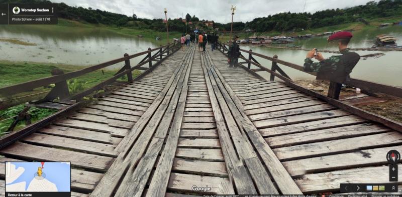 Les ponts en bois du monde. 2016-013