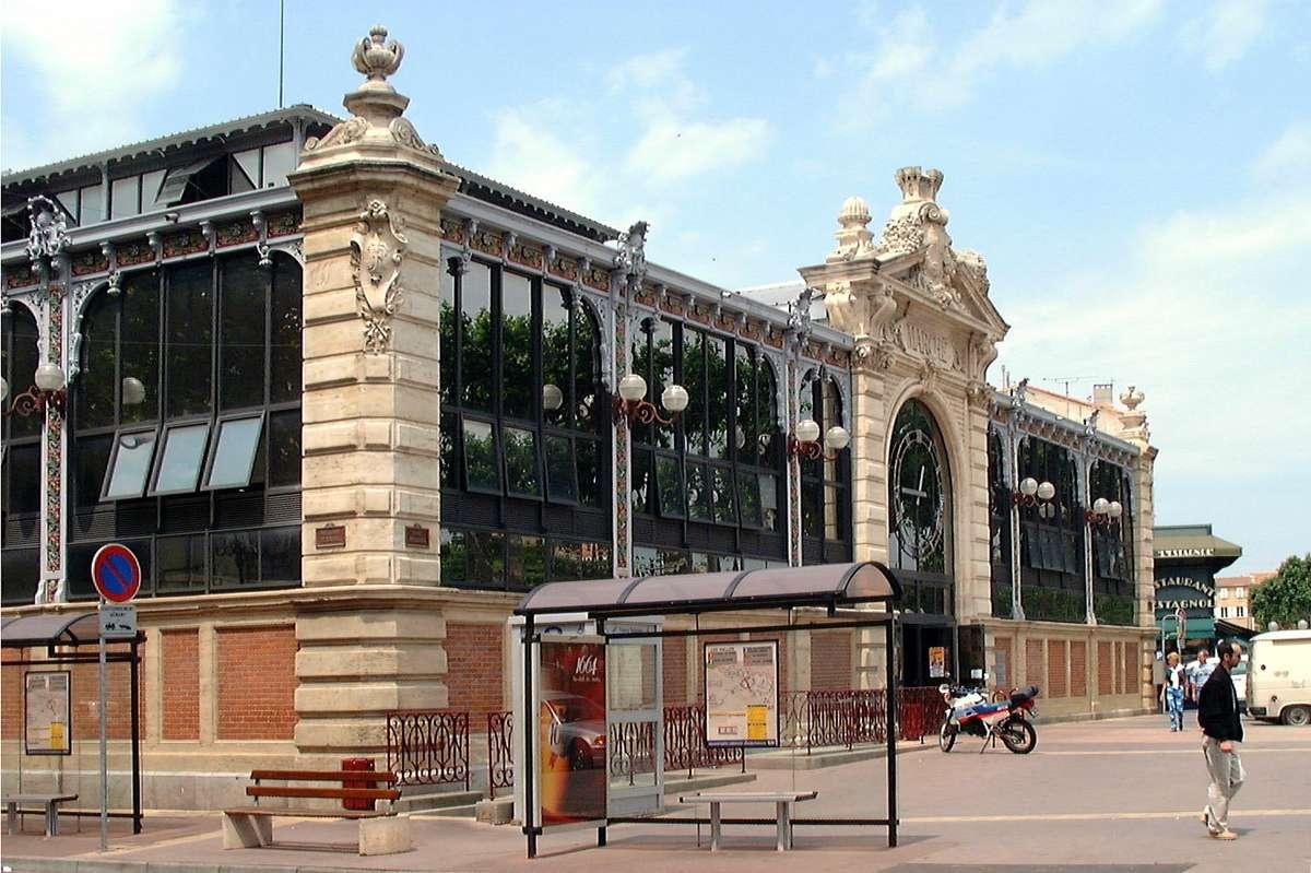 STREET VIEW : halles et marchés couverts 20642410