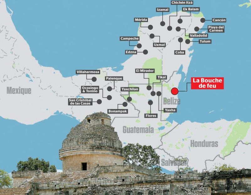 K'ÀAK' CHI - Yucatan.  Qui la découvrira? 4ee3ca10