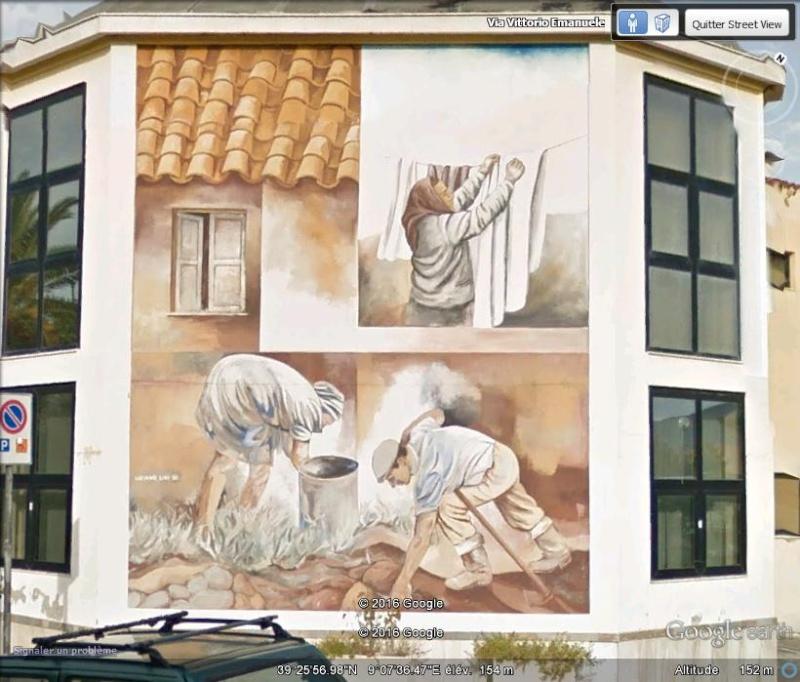 STREET VIEW : les fresques murales - MONDE (hors France) - Page 20 B10