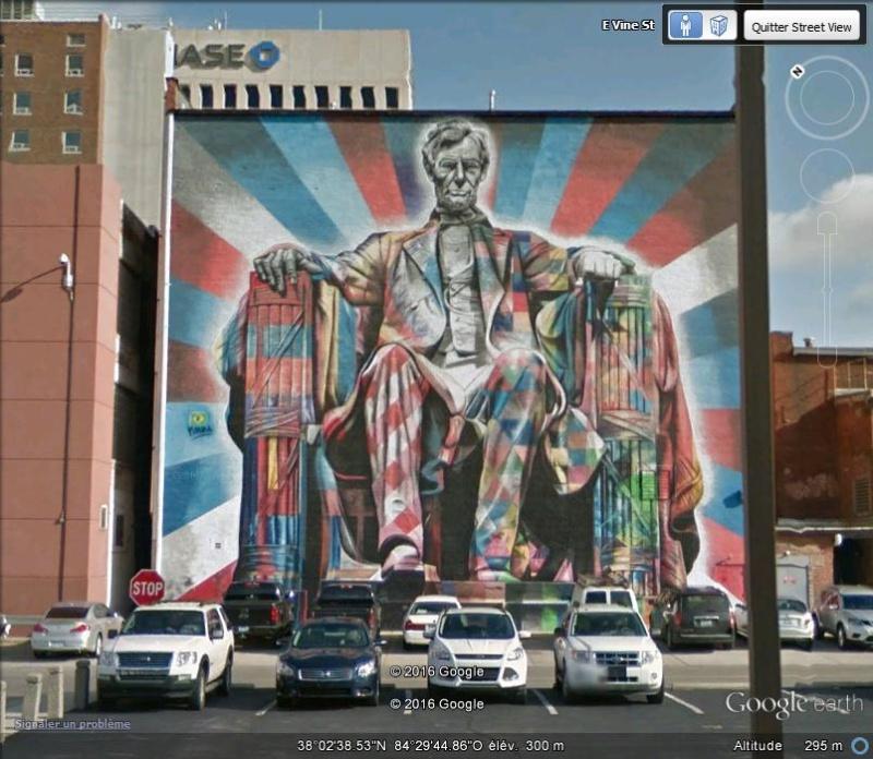 STREET VIEW : les fresques murales - MONDE (hors France) - Page 21 B121