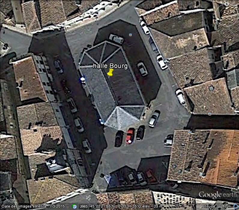 STREET VIEW : halles et marchés couverts B18