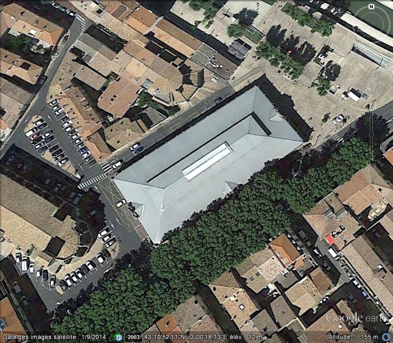 STREET VIEW : halles et marchés couverts B23