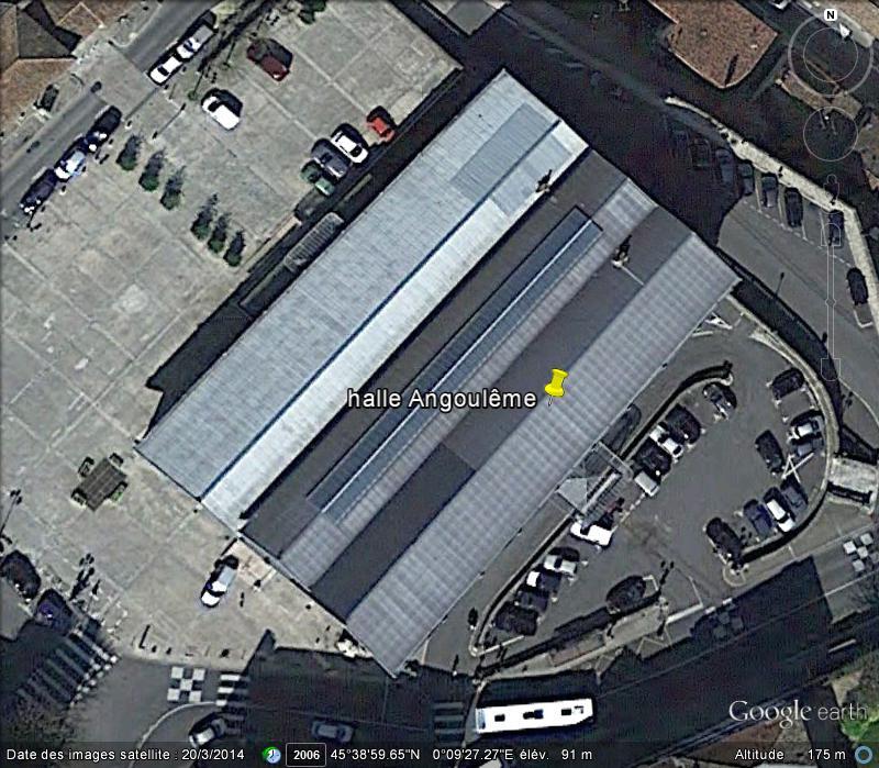 STREET VIEW : halles et marchés couverts B34