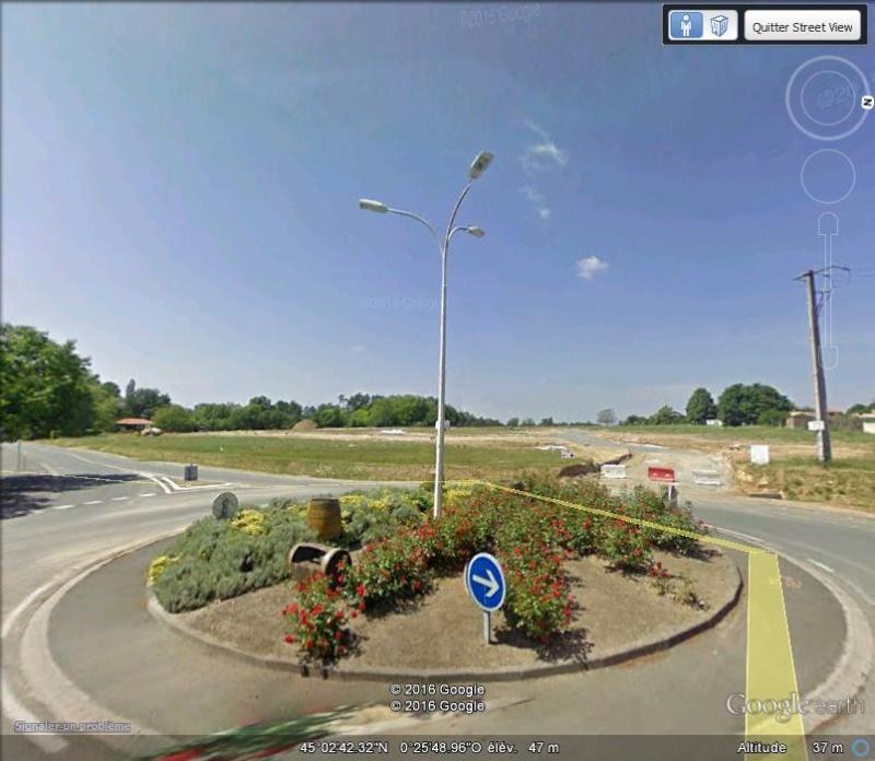 STREET VIEW : 2 sens de circulation = 2 saisons différentes vues de la Google Car ! [A la chasse !] - Page 2 B35