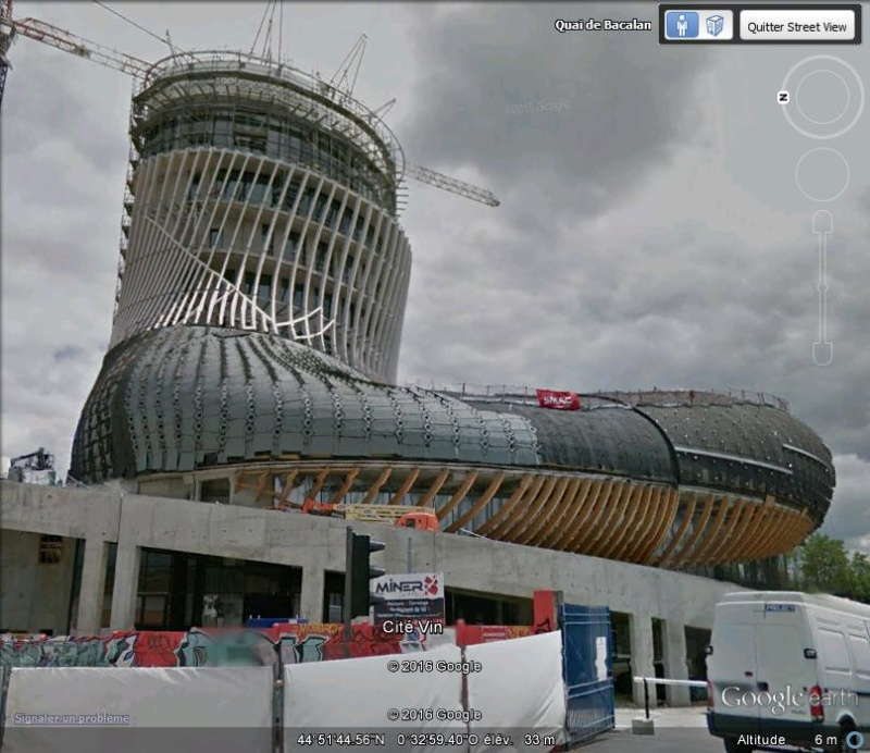 [Enfin visible sur Google Earth] - La Cité du Vin - Bordeaux - France - Page 2 B50