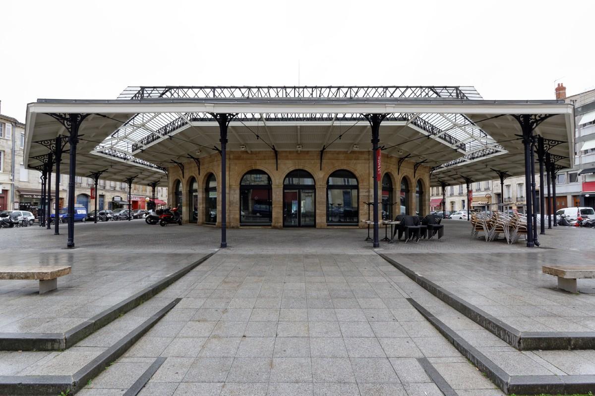 STREET VIEW : halles et marchés couverts Bordea10