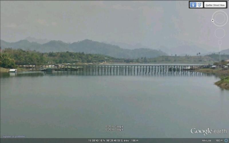 Les ponts en bois du monde. D11