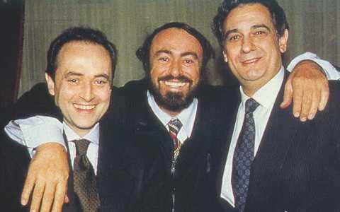 Luciano Pavarotti,Andréa Bocelli et autres ténors.... Carrer10