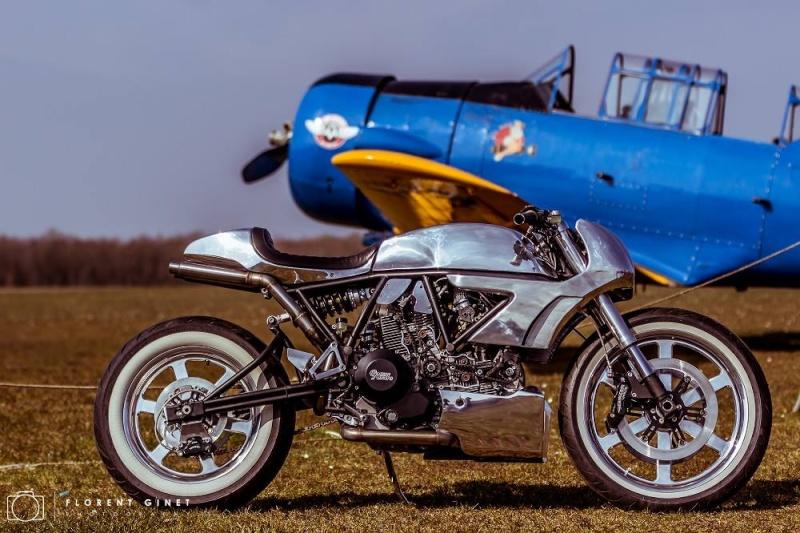 Ducati qui brille.... Crazyr11