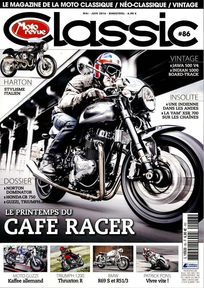 Moto machin classic :Jawa  500 V 4 et une Guzzi schleu.... Moto10