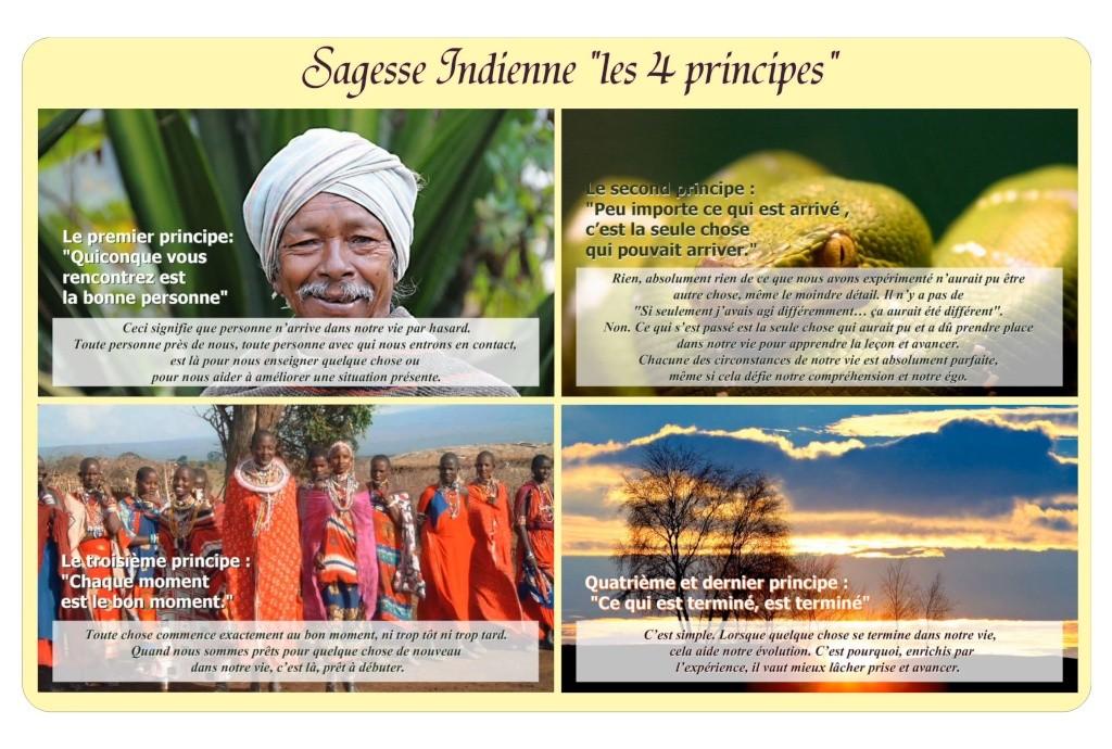 "Sagesse Indienne ""les 4 principes"" Sagess11"