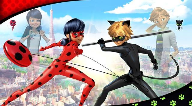 Miraculous, les aventures de Ladybug et Chat Noir - Page 3 Miracu12
