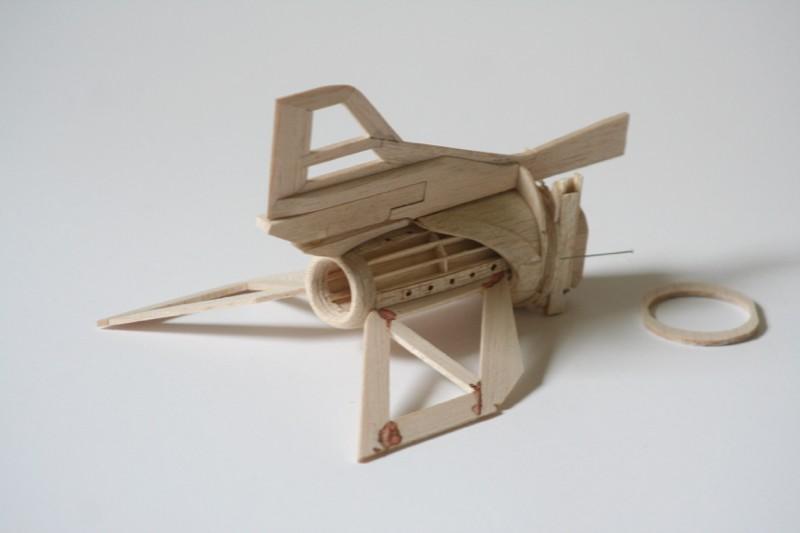 Raketenflieger Booste10