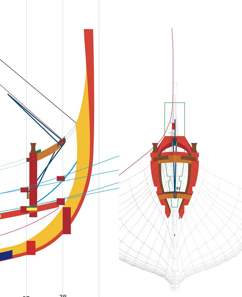 Wikinger-Boot Skuldelev 2 (1:20)  - Seite 6 Bug_su11