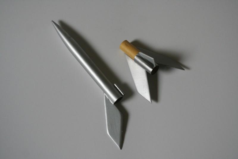 Raketenflieger Rakete11