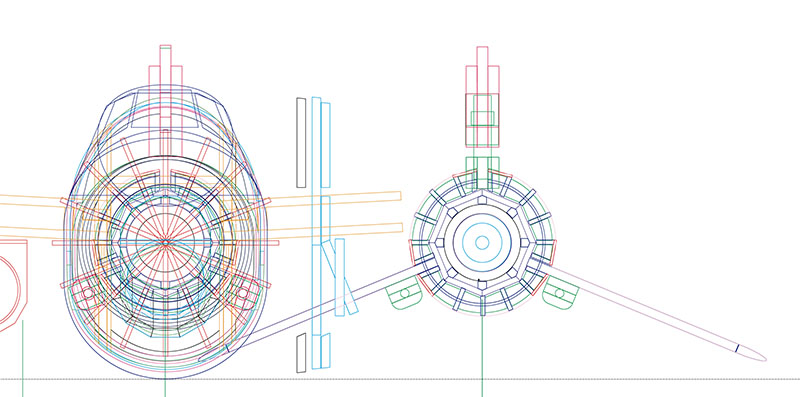 Raketenflieger Zeichn11