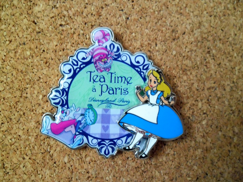 Le Pin Trading à Disneyland Paris - Page 2 Sam_5812
