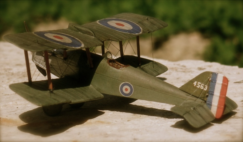 Royal Air factory - Prototype Royal Air Factory SE5 (maquette Pegasus 1/72) - Page 5 Pict0057