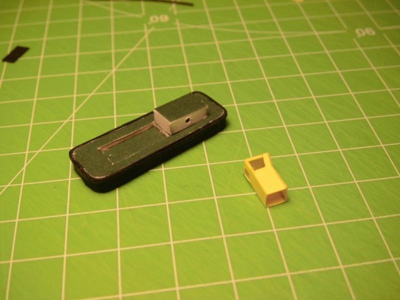 Kleines Schubboot 1:250 Eigenbau Cimg2616