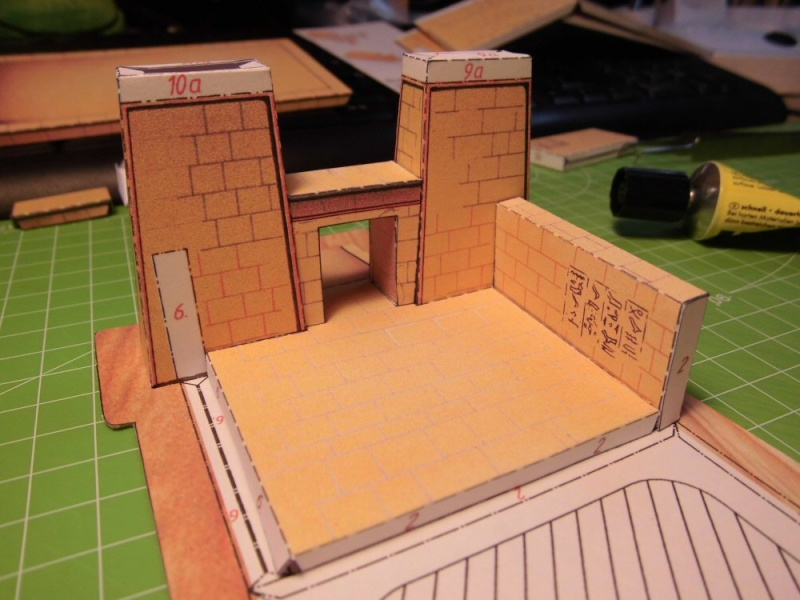 Ägytischer Tempel  Thomas Pleiner Cimg2722