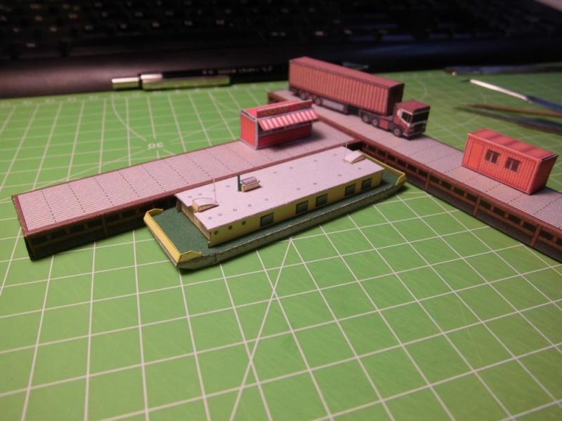 Modulares Hafendiorama für Schiffe in 1:250 Cimg2742