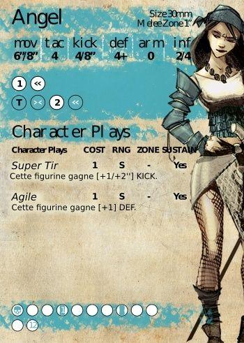 Du jeu de balle ou on baffe sévère : Guild Ball - Page 2 Angel110