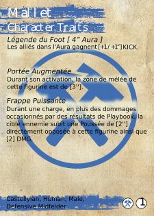 Du jeu de balle ou on baffe sévère : Guild Ball - Page 2 Mallet11