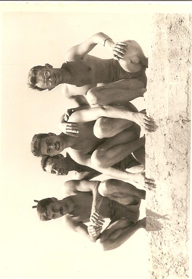 relax a BOURENAM en 1961 Numzor10