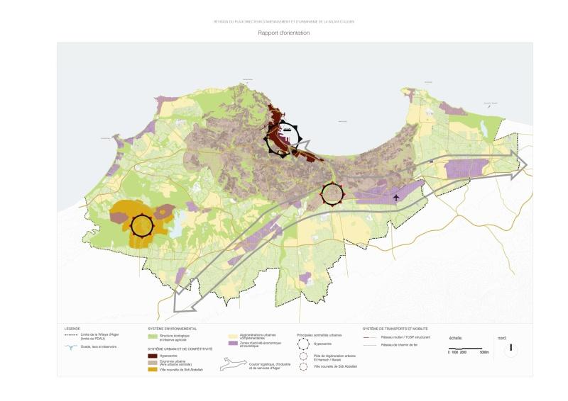 PDAU de la wilaya d'Alger 20110410