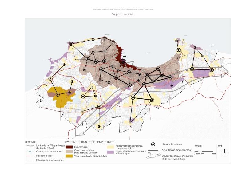PDAU de la wilaya d'Alger 20110412