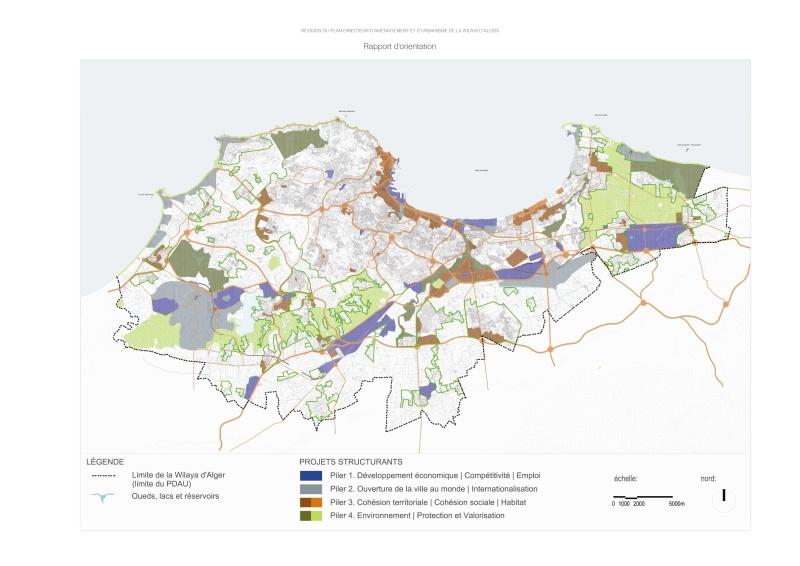 PDAU de la wilaya d'Alger 20110414