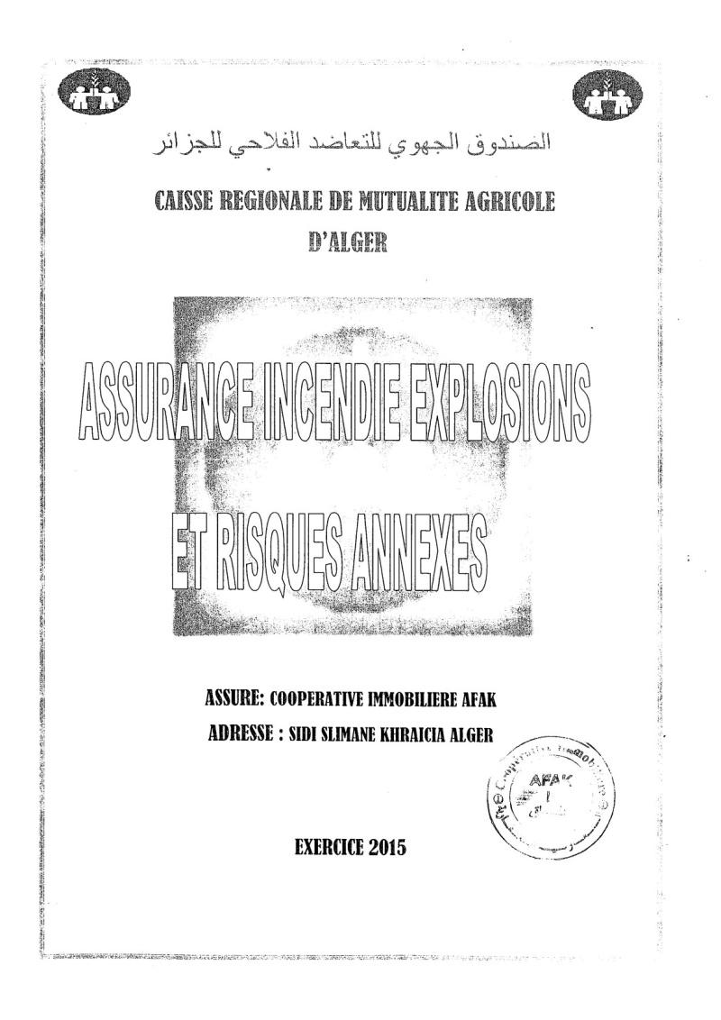 Documents officiels concernant le projet AFAK dans l'ordre chrologique 2015-163